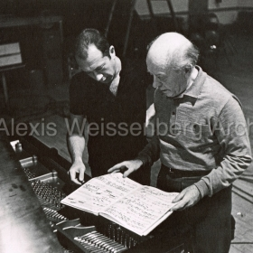 1967 with Eugene Ormandy