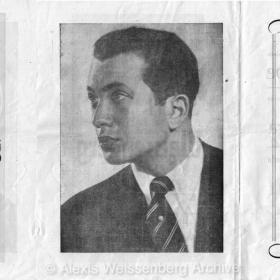 1954 February Santander Recital